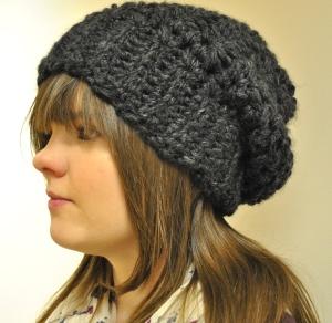FREE Pattern - crochet slouchy hat