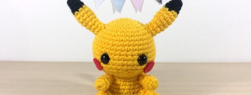 Gotta Catch Em All A Collection Of Pokemon Crochet Patterns
