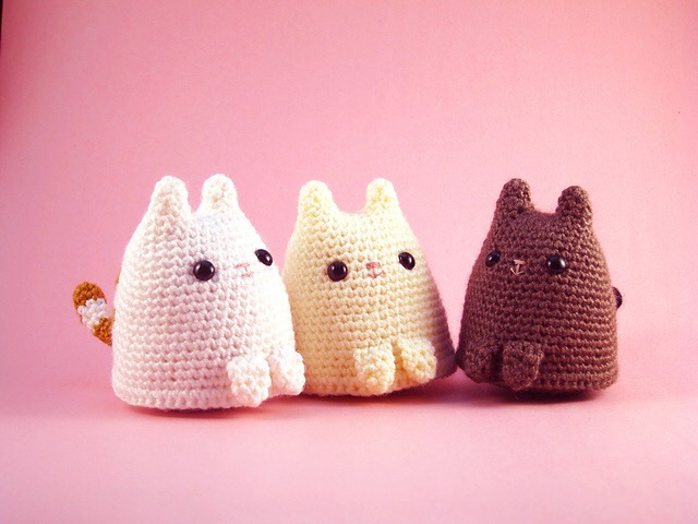 Gorgeous Free Crochet Cat Pattern Blog About Crochet Amigurumi