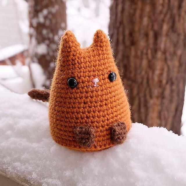 9 Awesome Crochet Cat Patterns | Free Knitting Patterns | Handy ... | 640x640